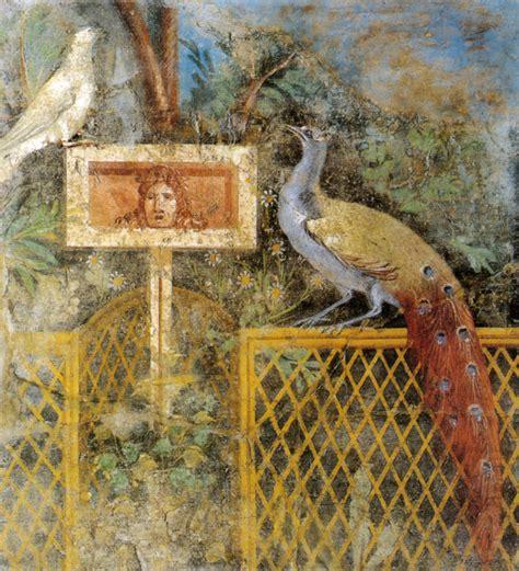 Arte E Giardino by Pittura Romana Di Giardino