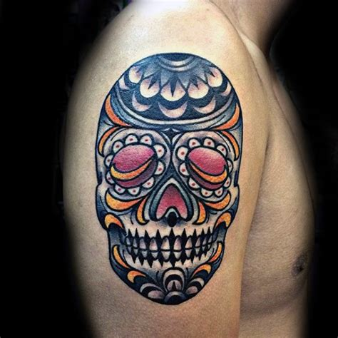 100 sugar skull designs for cool calavera ink