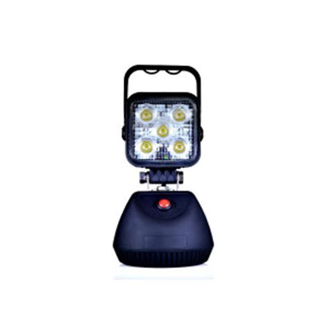 rechargeable led work light with magnetic base led flood light 27 w rechargeable with magnet base