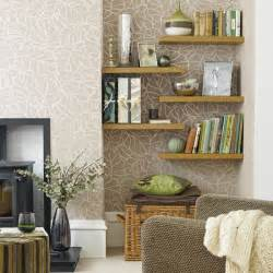 Decorating Ideas For Living Room Alcoves Living Room Alcove Living Rooms Design Ideas Image