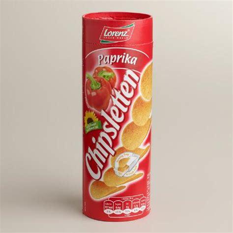 Lorenz Chips lorenz chipsletten paprika potato chips world market