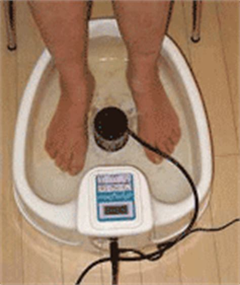Aqua Detox Foot Spa Scam by The Aqua Detox Scam How It Works The