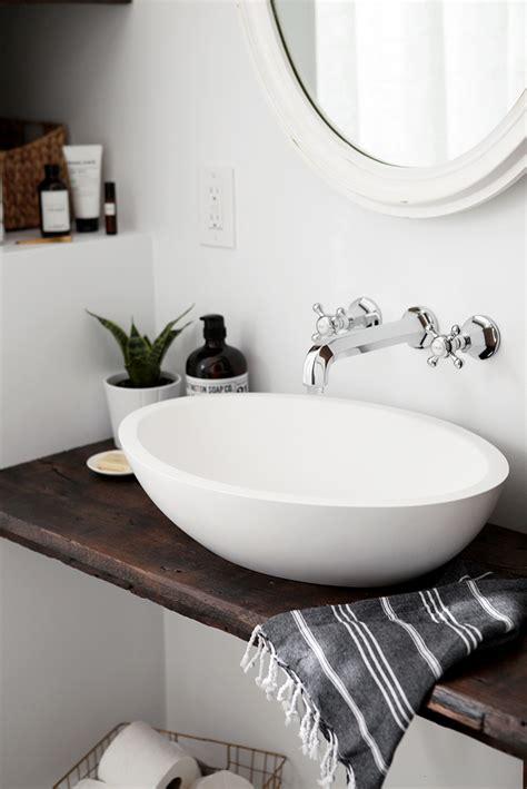 diy floating sink shelf 187 the merrythought