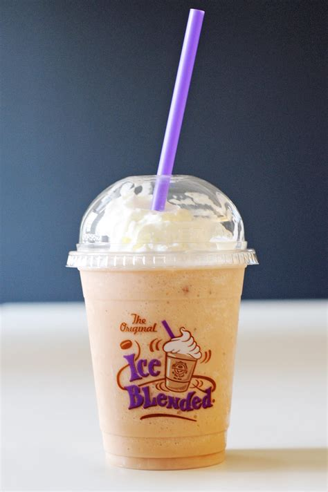 Coffee Bean Blended coffee bean tea leaf thai tea blended taste test