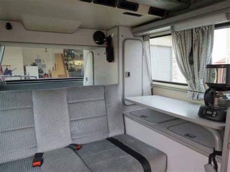 volkswagen van original interior 1987 vw vanagon westfalia cer w 2 2l subaru 108k