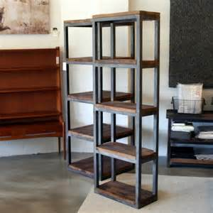Metal Floating Shelves by Muebles De Herrer 237 A Y Madera Dise 241 O Pinterest