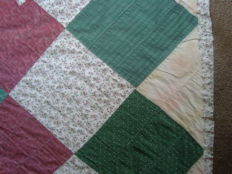 Binding Patchwork Quilt - how to not bind a quilt