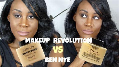 ben nye hd makeup review banana powder makeup review saubhaya makeup
