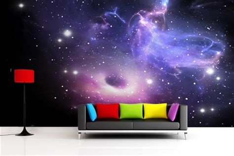galaxy bedroom wallpaper galaxy wallpaper wall mural hiconsumption