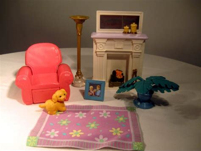 fisher price loving family living room fisher price loving family dollhouse furniture set living room hc