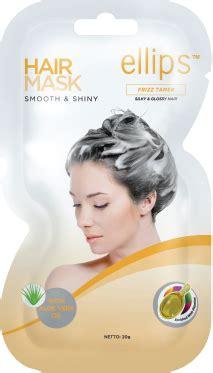 Ellips Vitamin Hair Mask Moroccan Smooth Shiny 20gr threewlovegreen