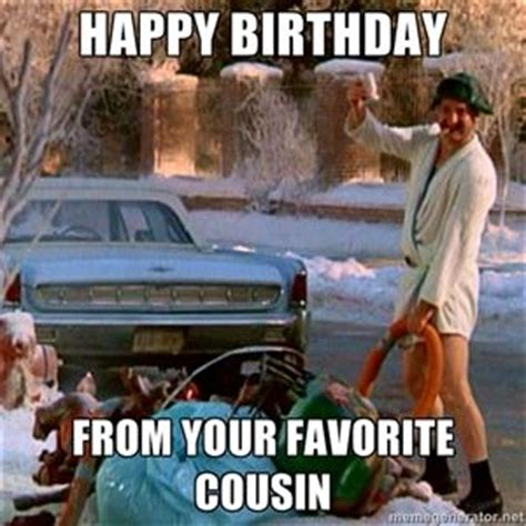 Happy Birthday Cousin Meme - best 25 happy birthday cousin meme ideas on pinterest