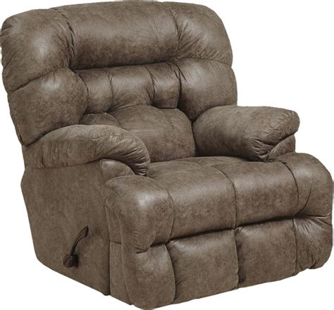 heated rocker recliner colson chaise rocker recliner with heat and massage in
