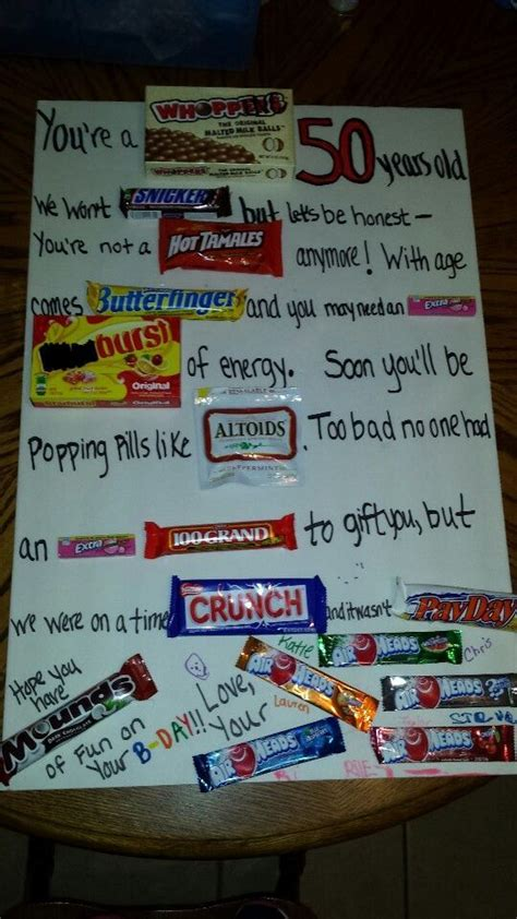 Bar Birthday Card Sayings 25 Best Ideas About Candy Bar Posters On Pinterest