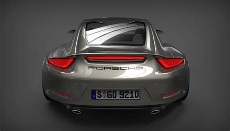 future porsche 928 porsche 921 vision is a design concept for a modern 928 gt