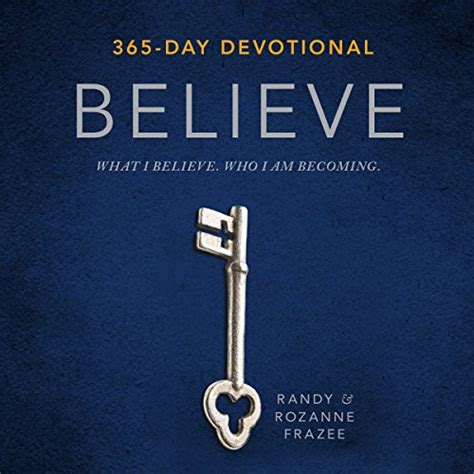 morning 365 devotionals like no other books believe devotional what i believe who i am becoming
