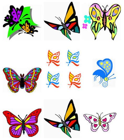 printable butterfly stickers search results for outlook email stickers calendar 2015
