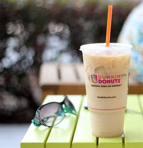 Iced Coffee Dunkin Donuts me up swing by dunkin donuts for this lifestyle
