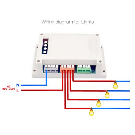 Sonoff Rail Mounting Wifi Smart Switch 4 Channel din rail timer wiring diagram 29 wiring diagram images wiring diagrams panicattacktreatment co