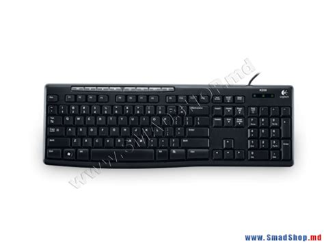 Keyboard Logitech K200 Usb tastatura logitech keyboard k200 for business usb oem black