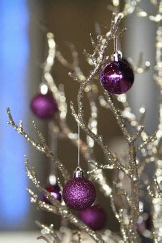 1000 images about purple christmas on pinterest purple