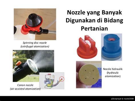 Mist Sprinkler Dengan 2 Nozzle Selang Fd351a Nozzle Sprayer