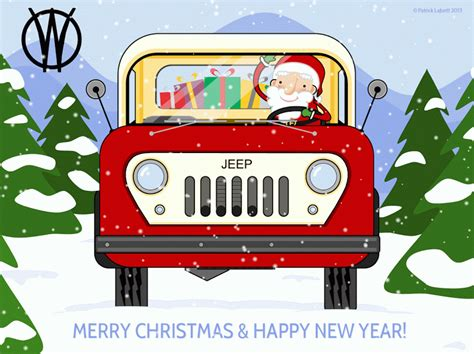 Jeep New Year by Ewillys