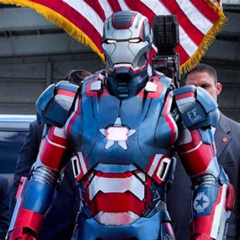 Ironman Patriot Tideway iron patriot armor object comic vine
