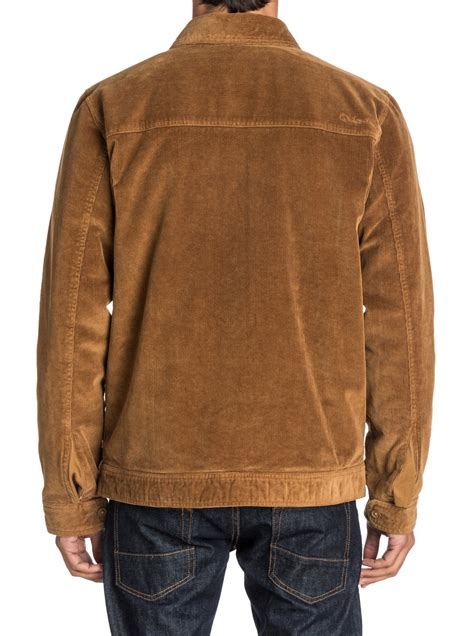 Corduroy Jacket waterman santa corduroy jacket aqmjk03003 quiksilver