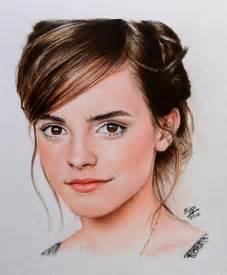 color portraits color pencil portrait of watson by chaseroflight on