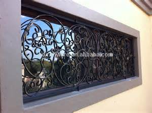 decorative window guards house window protective decorative wrought iron modern