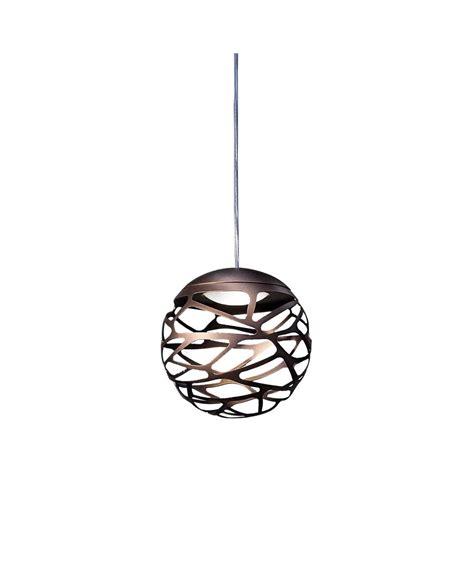 Cluster Pendelleuchte cluster sphere pendelleuchte kupfer bronze studio