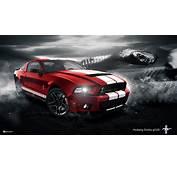 Mustang Cobra Wallpaper  WallpaperSafari