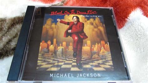 mix on the floor michael jackson blood on the floor history in the