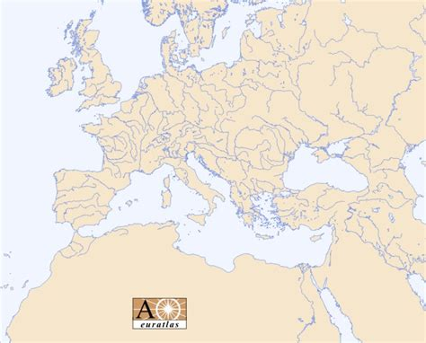 world atlas europe rivers map europe atlas the rivers of europe middle east and