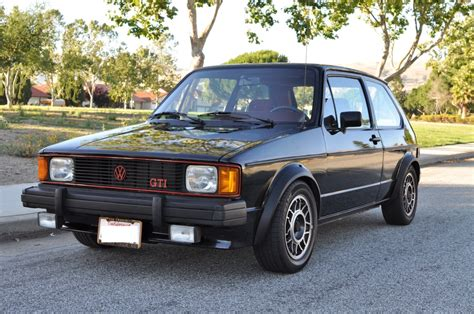 old volkswagen rabbit image gallery 1975 rabbit gti