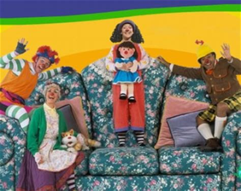 the big comfy couch lettuce turnip and pea all seasons the big comfy couch