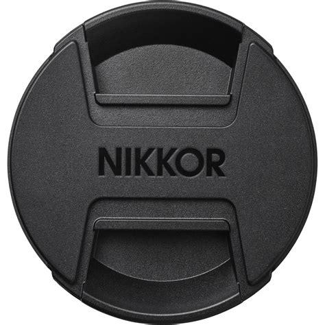 nikon lc 62b 62mm snap on front lens cap 4194 b h photo