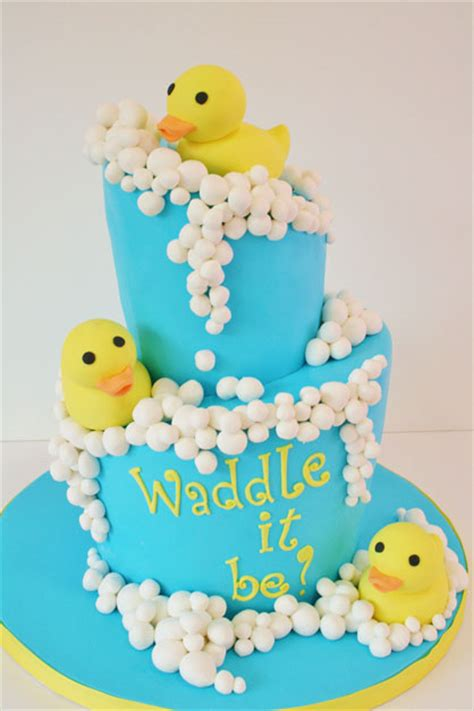 baby shower cake new jersey rubber ducky custom cakes