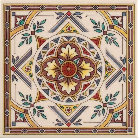 disegni con piastrelle il mondo delle piastrelle decorate le tecniche impiegate