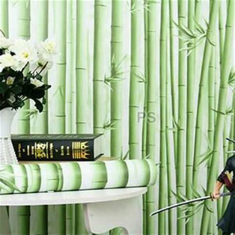 jual wallpaper dinding bambu   lapak tisya shopz tshopz