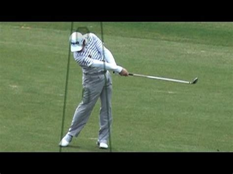 louis oosthuizen iron swing slow hd 2013 louis oosthuizen wood with practice golf