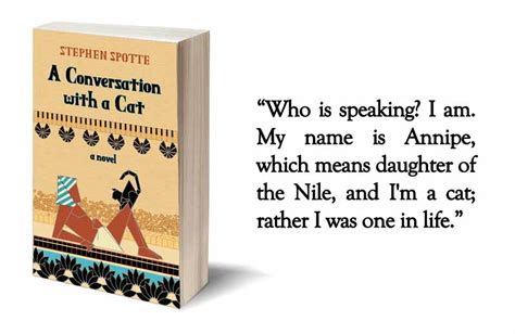 We Are The Cat Excerpt by Read An Excerpt From A Conversation With A Cat Bookglow