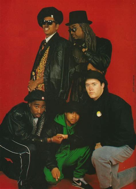 Tupac And Digital Underground | digital underground w 2pac ง ง amazing legendary