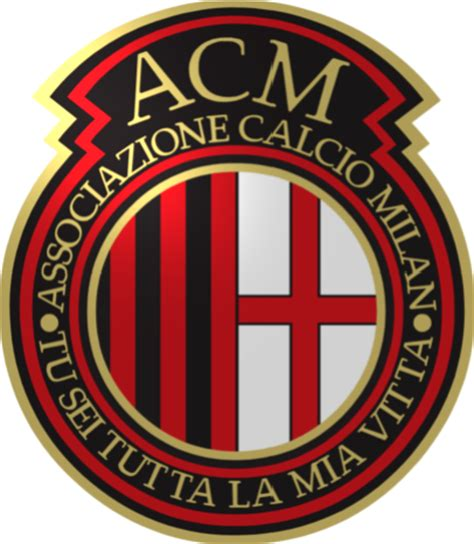 Kaos A C Milan Football Logo 4 Singlet Tanpa Lengan Tpl Acm15 Pria design football category football crests image ac milan logo