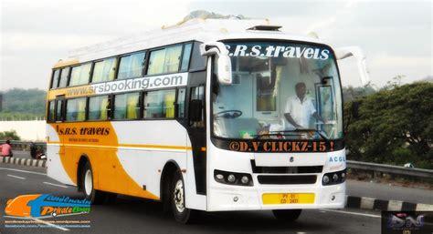 Srs Travels Sleeper by Omni Buses Tamilnadu Buses