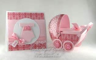 lw designs baby carriage card