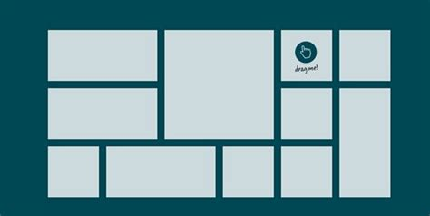 cascading grid layout library 93 best images about ux tile based design on pinterest