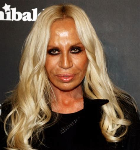 The Real Donatella by Donatella Versace Doesn T Want Modeling Versace