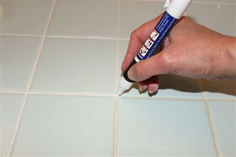 painting bathroom grout craft ideas